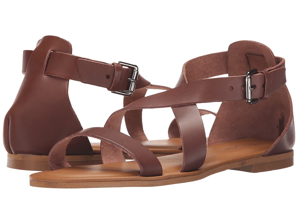 Massimo Matteo 3 Band Sandal Testa Di Moro Womens Sandals