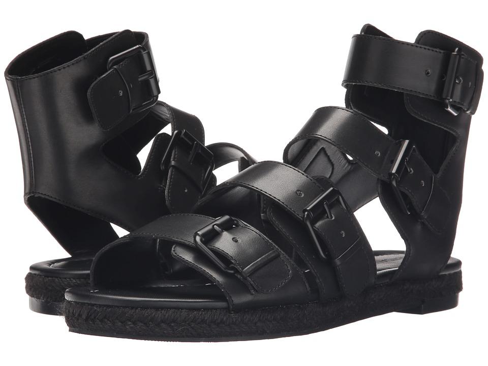 KENDALL KYLIE Jackie Black Womens Sandals