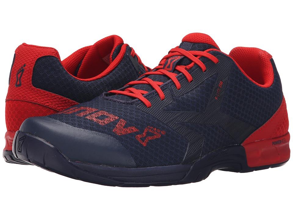 inov-8 - F-Lite 250 (Navy/Red) Mens Running Shoes