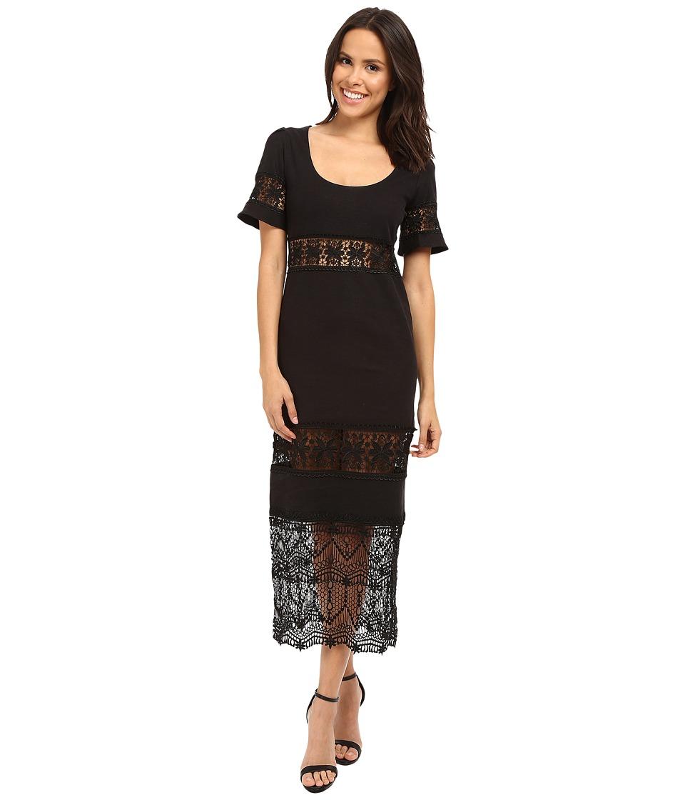 Stone Cold Fox Dryden Dress Black Womens Dress