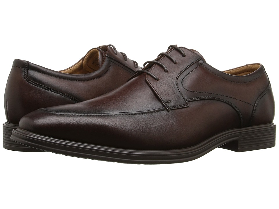 Florsheim Heights Moc Toe Oxford (Brown Smooth) Men