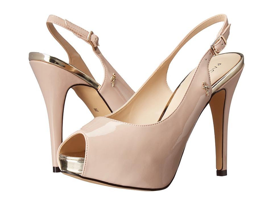 Menbur Lila Make Up Pink High Heels
