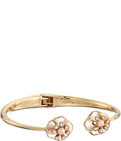 Kate Spade New York - Sunset Blossoms Open Hinge Bangle