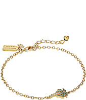 Kate Spade New York - Out of Office Palm Tree Solitaire Bracelet