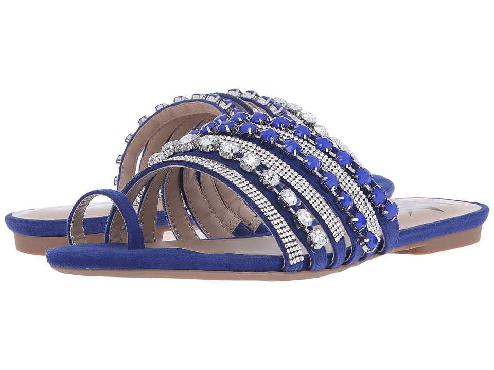 LFL by Lust For Life Delite Blue Womens Sandals
