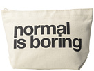 Dogeared Normal Is Boring Lil Zip