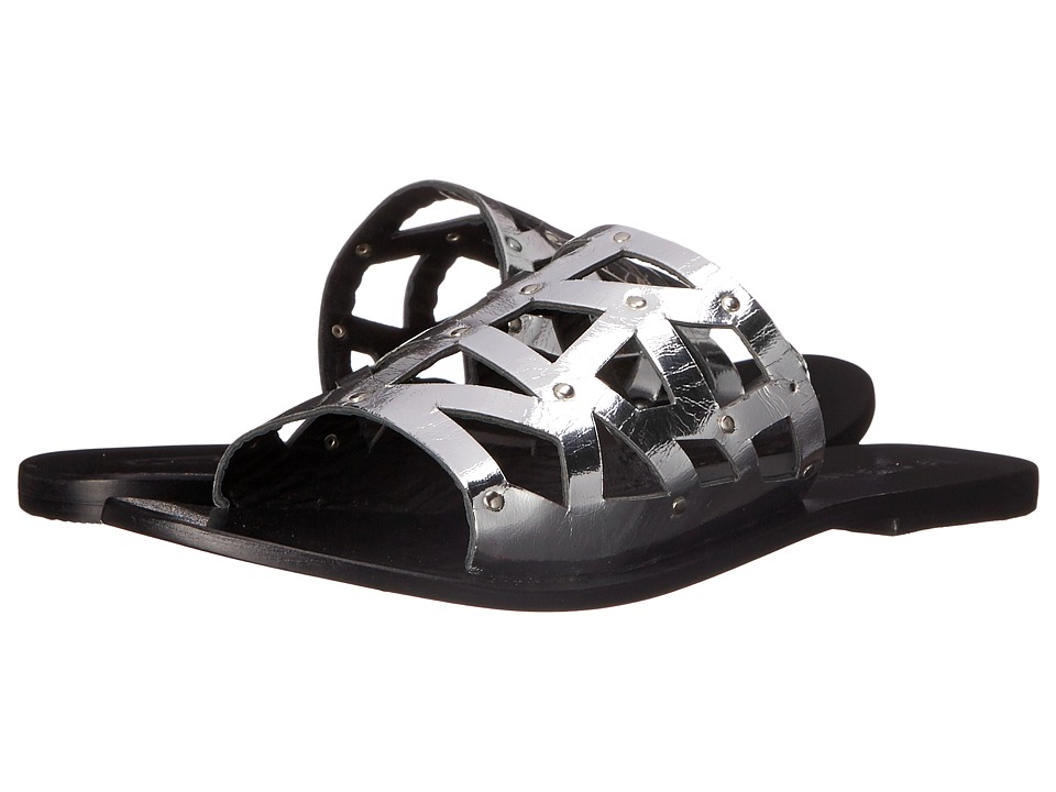 Sol Sana Mandy Silver Womens Shoes