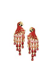 Kate Spade New York - Out of Office Parrot Statement Earrings