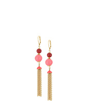 Kate Spade New York - That's a Wrap Tassel Earrings