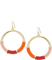 Kate Spade New York - That's a Wrap Hoop Earrings