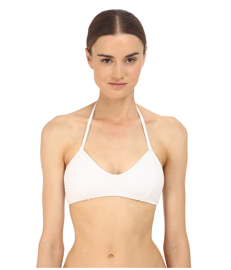 onia Erin White Womens Swimwear