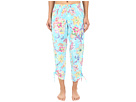 LAUREN Ralph Lauren Cotton Lawn Cropped Pants