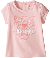 Kenzo Kids - Tiger Head Layette T-Shirt (Infant)