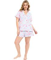Carole Hochman - Plus Size Boxer Pajama
