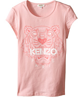 Kenzo Kids - Tiger Head T-Shirt (Little Kids/Big Kids)