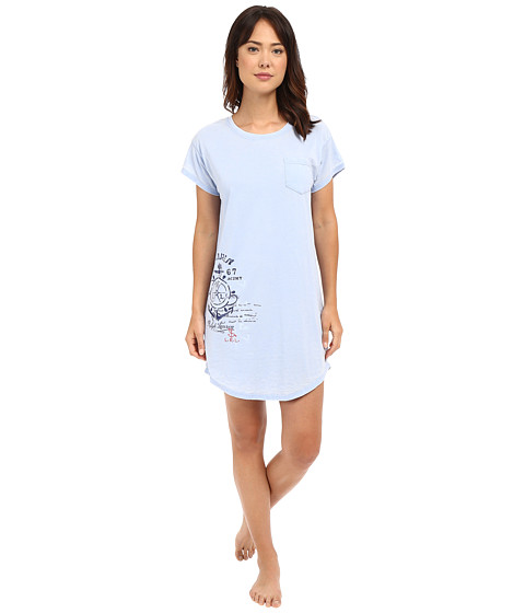 LAUREN Ralph Lauren Short Sleeve Sleep Tee
