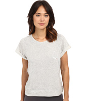 LAUREN Ralph Lauren - French Terry Short Sleeve Pullover