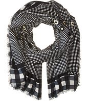 Marc Jacobs - Pop Bouquet Gingham Stole