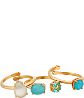 Kate Spade New York - Stack Attack Stackable Ring Set