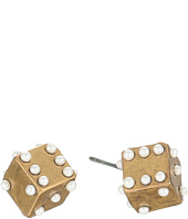 Marc Jacobs - Dice Studs Earrings
