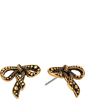 Marc Jacobs - Small New Bow Studs Earrings