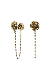 Marc Jacobs - Chain Flower Studs Earrings