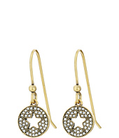 Marc Jacobs - Pave Star Earrings
