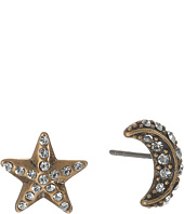 Marc Jacobs - Moon & Star Studs Earrings