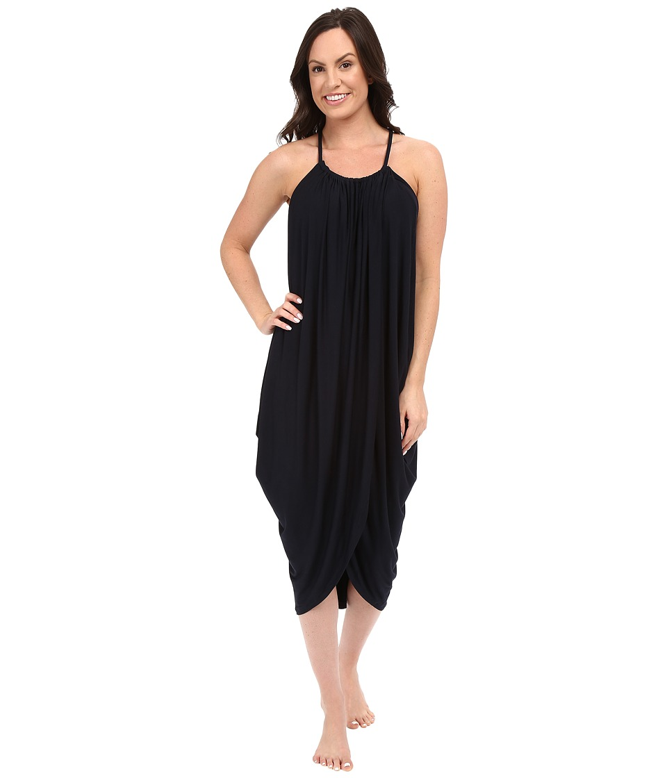 Midnight by Carole Hochman Maxi Gown Midnight Womens Pajama