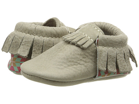Freshly Picked Soft Sole Moccasins (Infant/Toddler) - Coyote