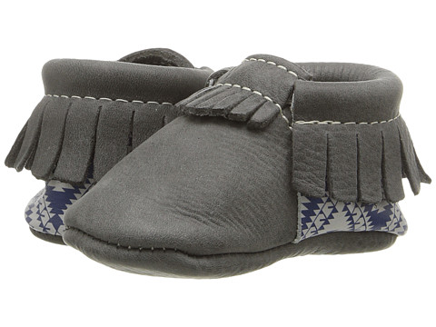 Freshly Picked Soft Sole Moccasins (Infant/Toddler) - Sweetwater