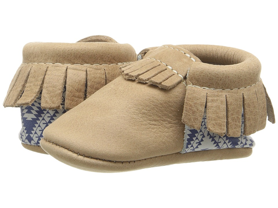 Freshly Picked - Soft Sole Moccasins (Infant/Toddler) (Santa Fe) Kids Shoes