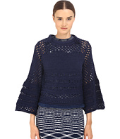 See by Chloe - Mesh Stich Pullover