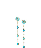 Kate Spade New York - Crystal Arches Linear Earrings