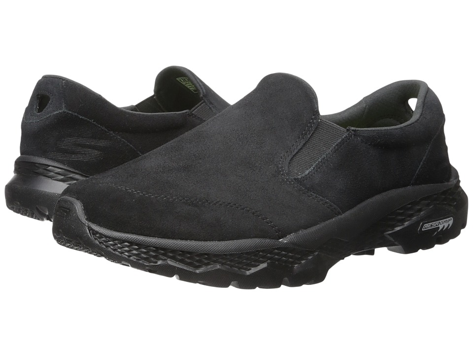 SKECHERS Performance Go Walk Outdoor (Black) Men