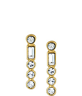Kate Spade New York - Subtle Sparkle Bar Earrings