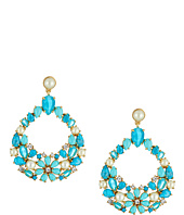Kate Spade New York - Azure Allure Statement Earrings