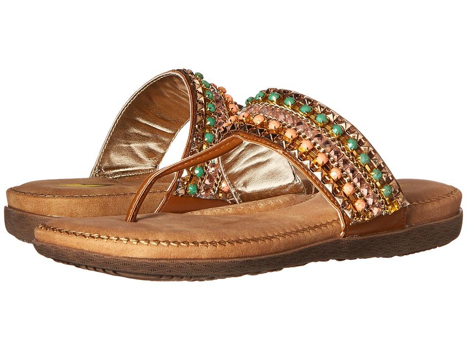 VOLATILE Francine Tan Womens Sandals