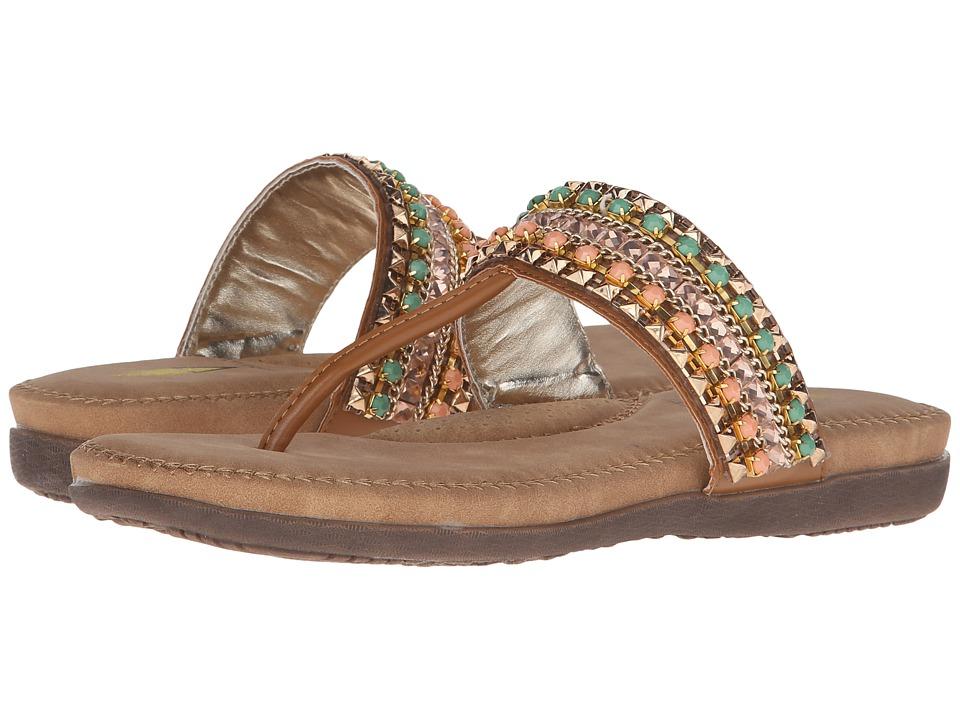 VOLATILE Francine Natural Womens Sandals