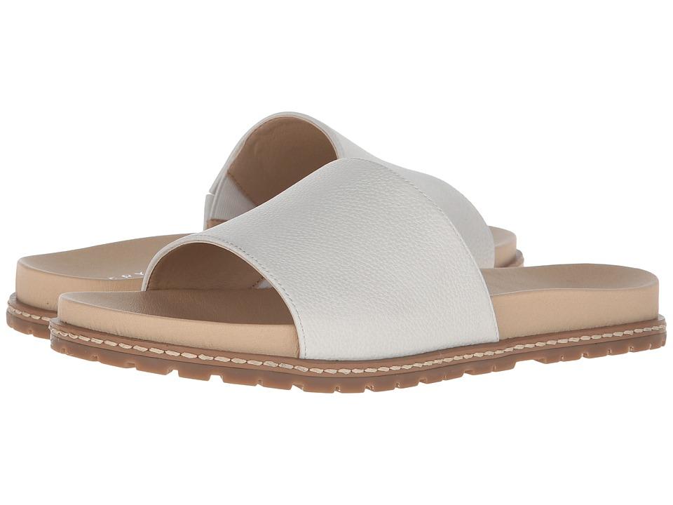 VOLATILE Mahiya Off White Womens Sandals