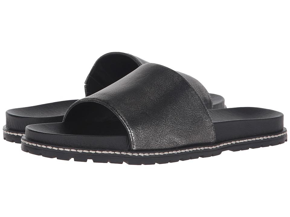 VOLATILE Mahiya Pewter Womens Sandals