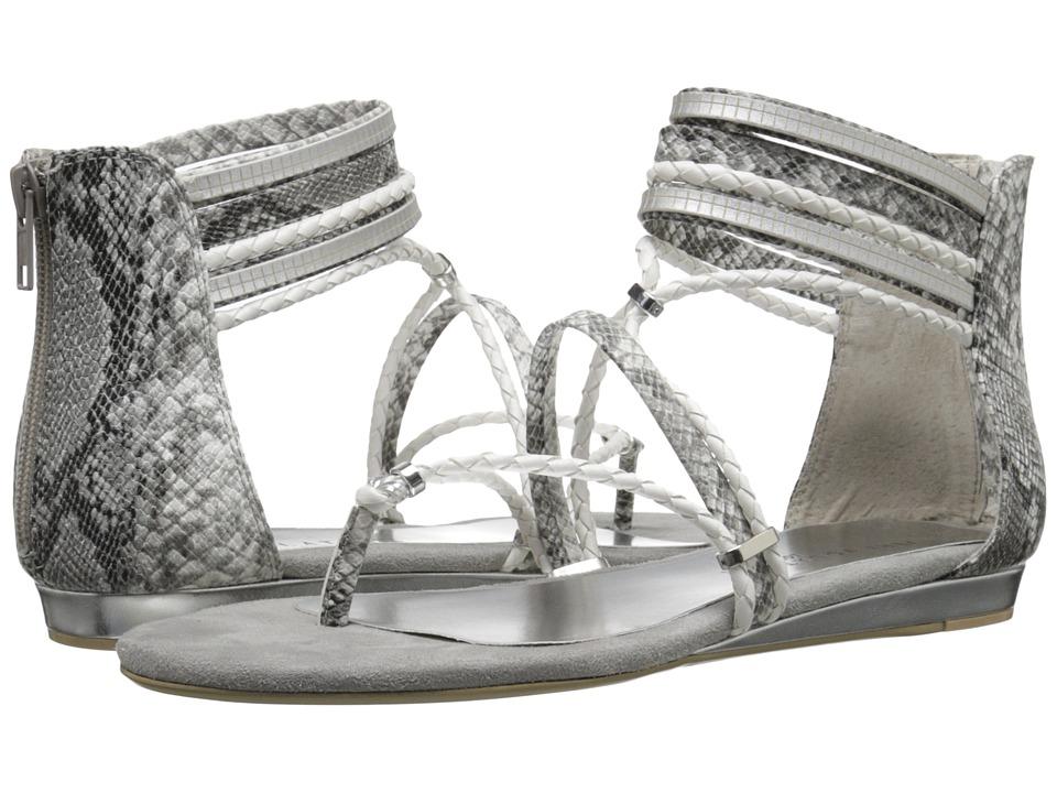 VOLATILE Larissa White/Multi Womens Sandals