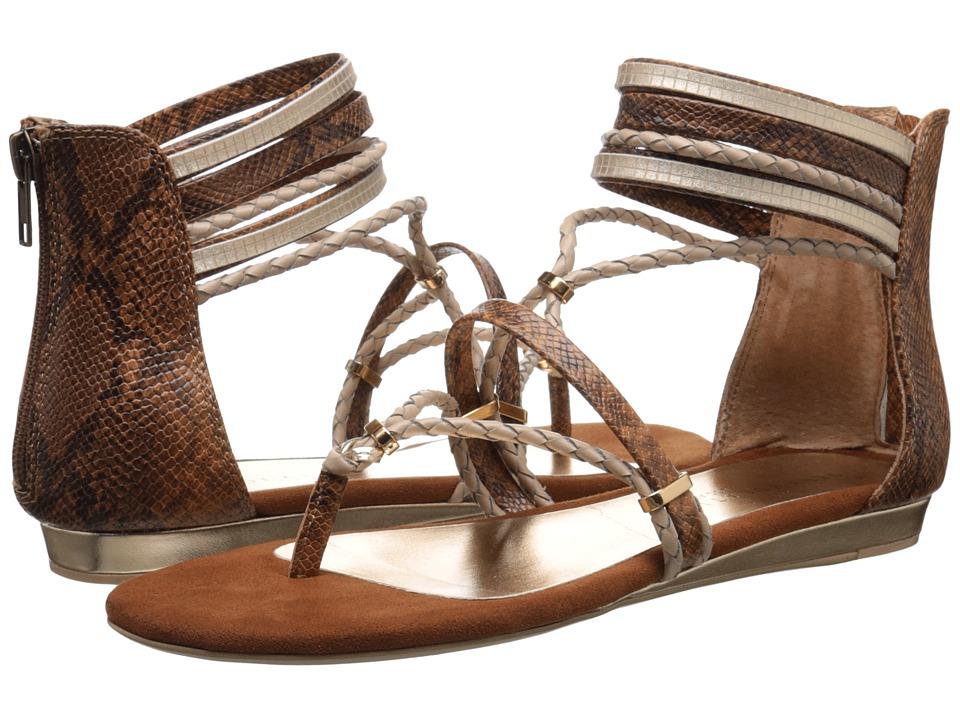 VOLATILE Larissa Brown/Multi Womens Sandals