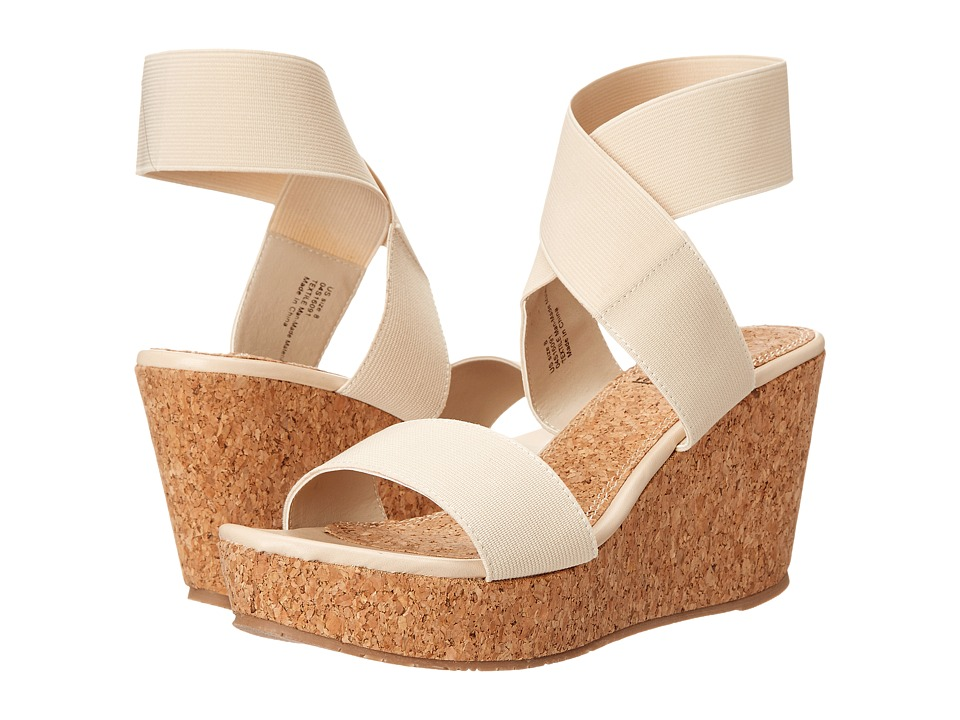 VOLATILE Mandaya Beige Womens Wedge Shoes