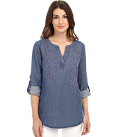 NYDJ - Embroidery Denim Tunic