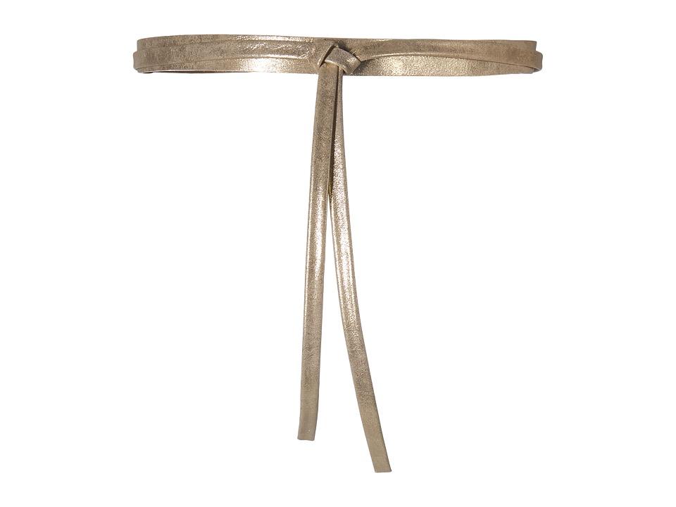 ADA Collection - Skinny Wrap Belt