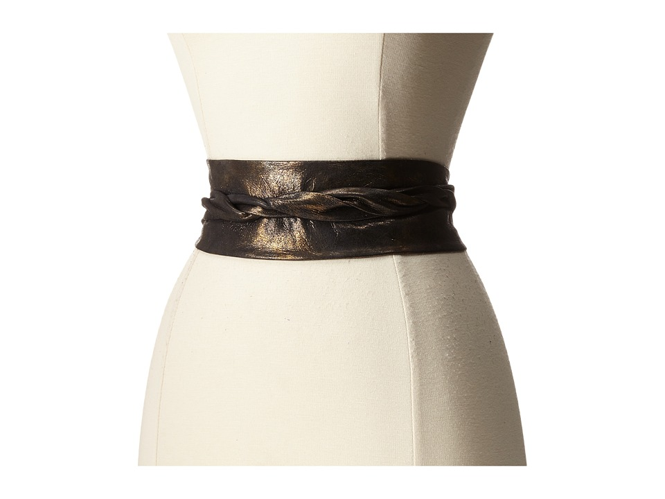 ADA Collection Obi Classic Wrap Midnight Womens Belts