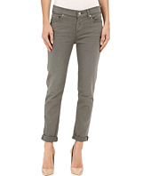 7 For All Mankind - Josefina with Rolled Hem in Fatigue