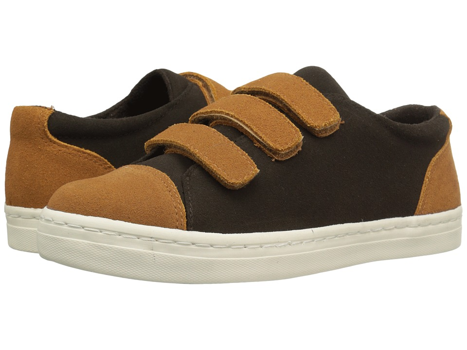 Umi Kids Ron II (Little Kid/Big Kid) (Chocolate Multi) Boy's Shoes