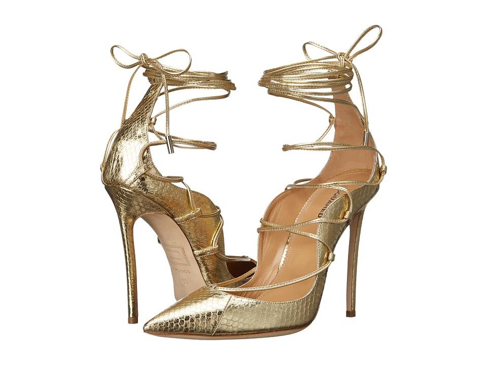 DSQUARED2 Riri Strappy Pump (Gold) Women